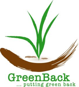 GreenBack logo